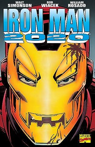 Iron Man 2020 (1994) #1