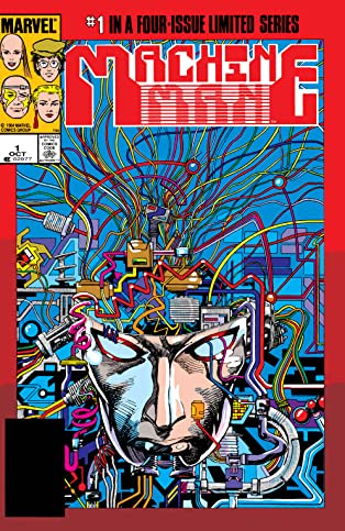 Machine Man (1984-1985) #1