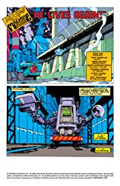 Machine Man (1984-1985) #1
