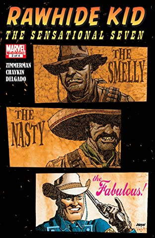 The Rawhide Kid (2010) #2 (of 4)