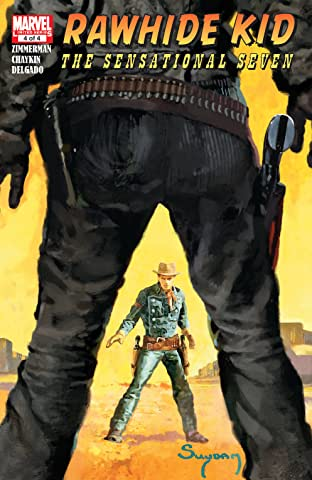 The Rawhide Kid (2010) #4 (of 4)
