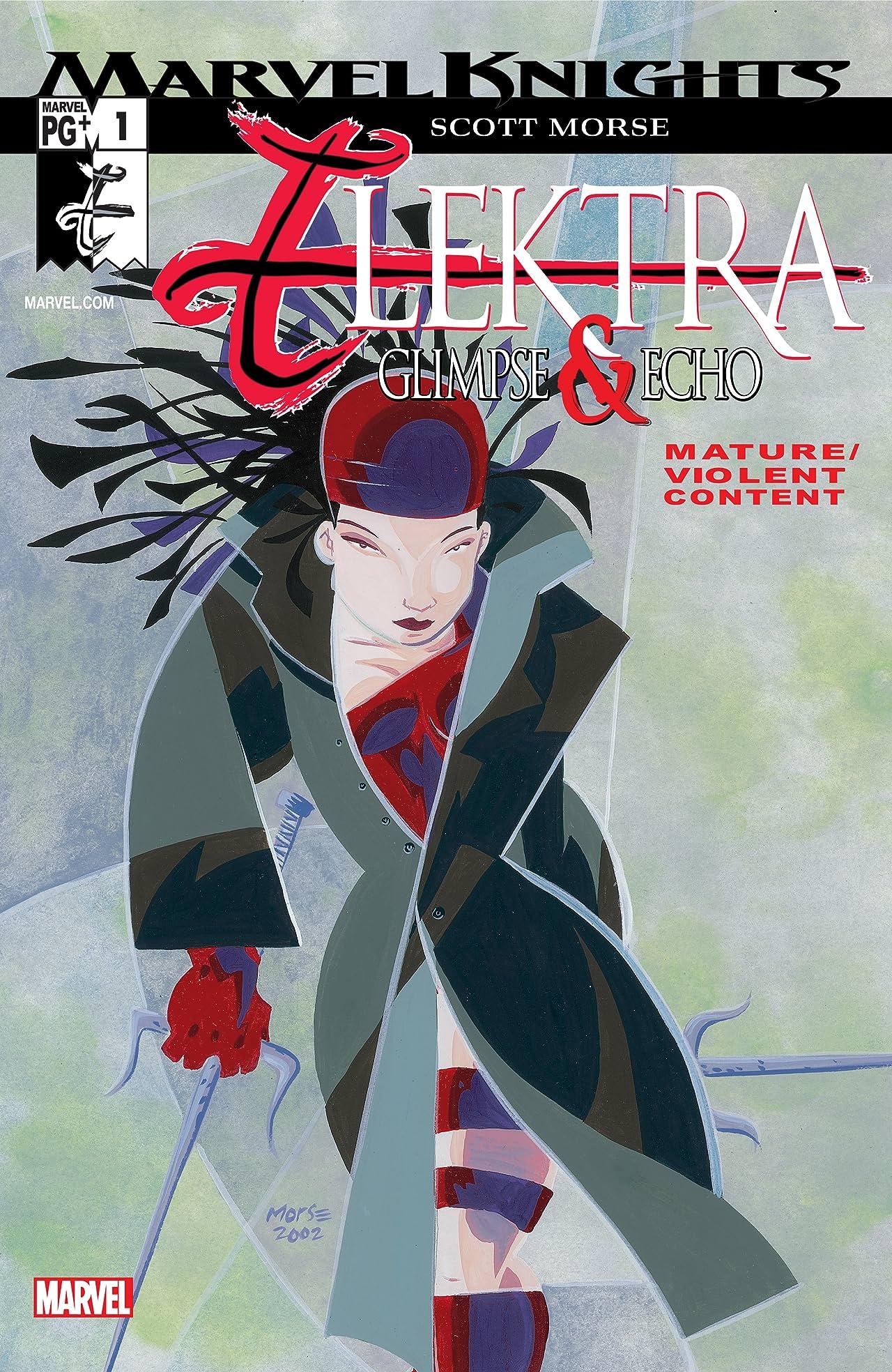 Elektra: Glimpse and Echo (2002) #1