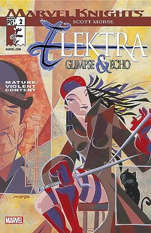 Elektra: Glimpse and Echo (2002) #2