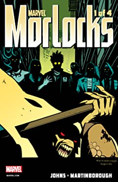 Morlocks (2002) No.1 (sur 4)