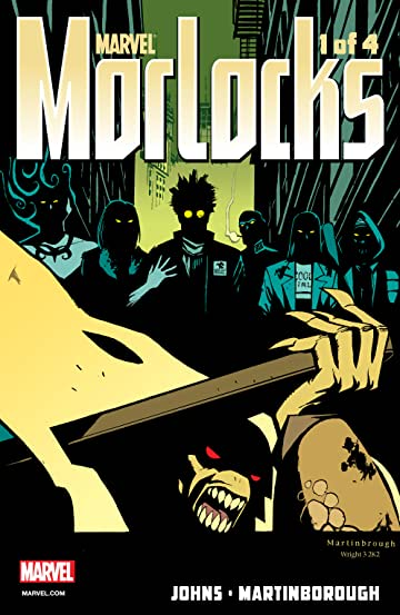 Morlocks (2002) #1 (of 4)
