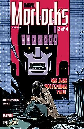 Morlocks (2002) No.2 (sur 4)