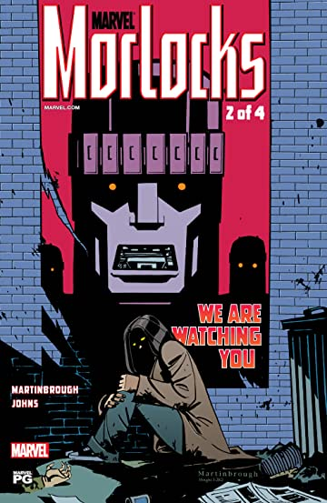 Morlocks (2002) #2 (of 4)