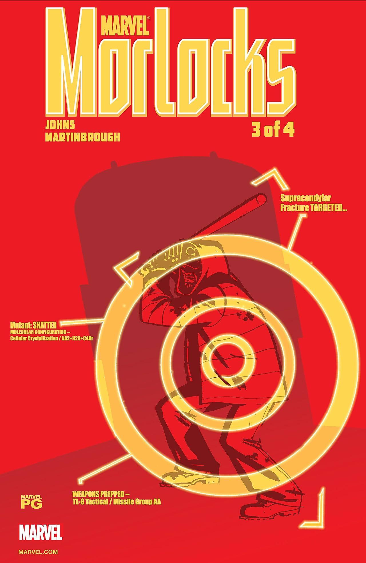 Morlocks (2002) #3 (of 4)