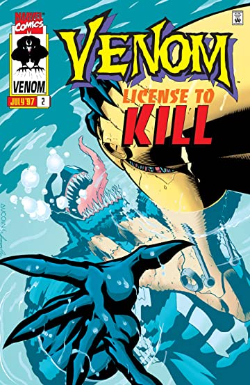 Venom: License to Kill (1997) #2