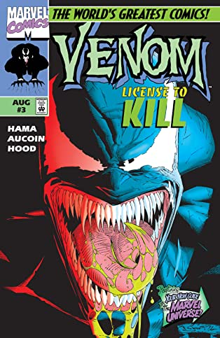 Venom: License to Kill (1997) #3