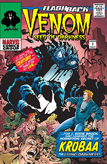 Venom: Seed of Darkness (1997) #-1