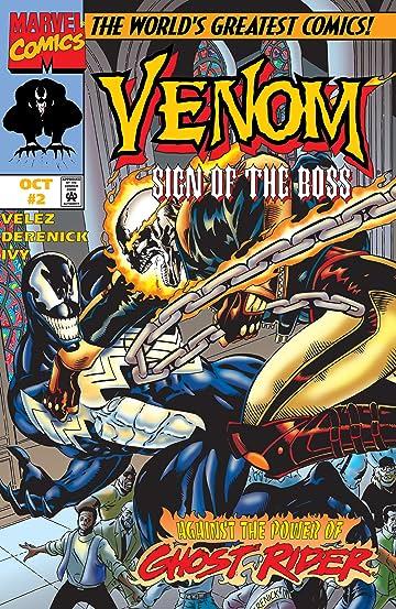 Venom: Sign of the Boss (1997) #2