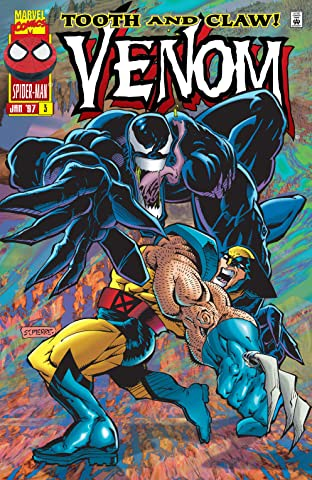 Venom: Tooth And Claw (1996-1997) #3