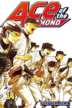 Ace of the Diamond Tome 14