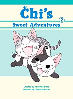Chi's Sweet Adventures Tome 2