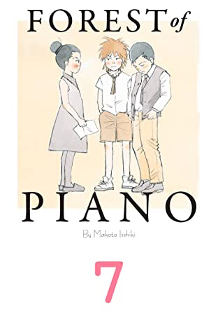 Forest of Piano Tome 7