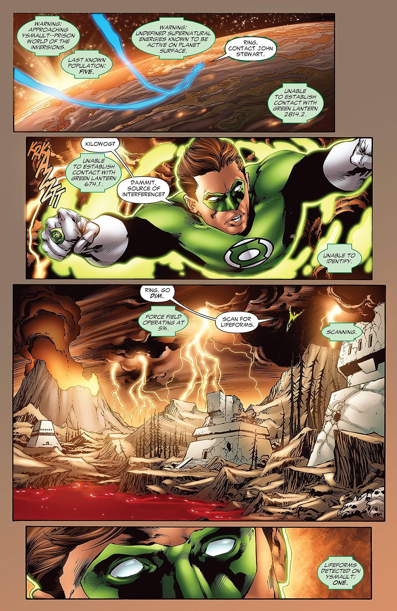 Green Lantern (2005-2011) #37