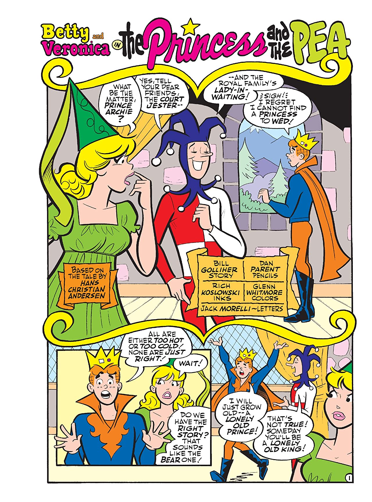 Betty & Veronica Double Digest #266