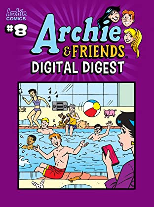 Archie & Friends Digital Digest No.8