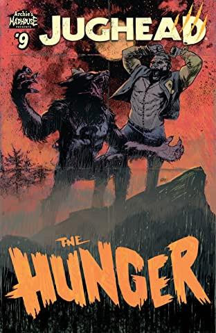 Jughead: The Hunger No.9