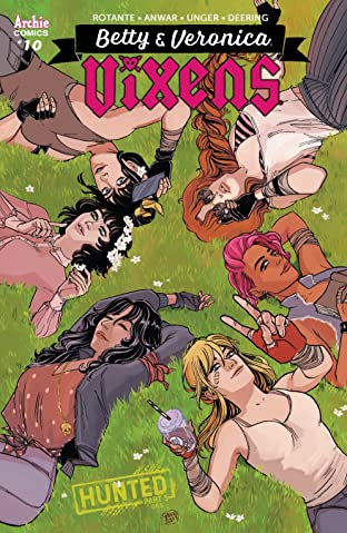 Betty & Veronica Vixens #10