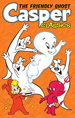 Casper the Friendly Ghost Classics TP Tome 1
