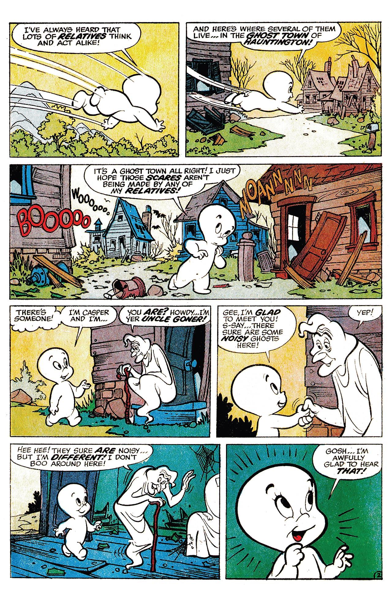 Casper the Friendly Ghost Classics TP Vol. 1