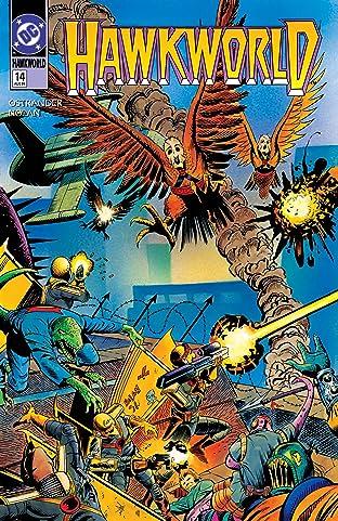 Hawkworld (1989-1993) #14