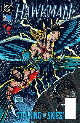 Hawkman (1993-1996) #20