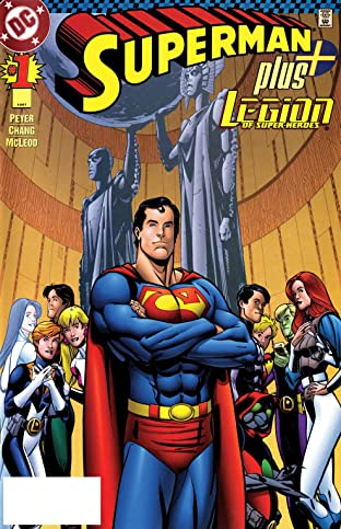 Superman Plus Legion of Super-Heroes (1996) #1