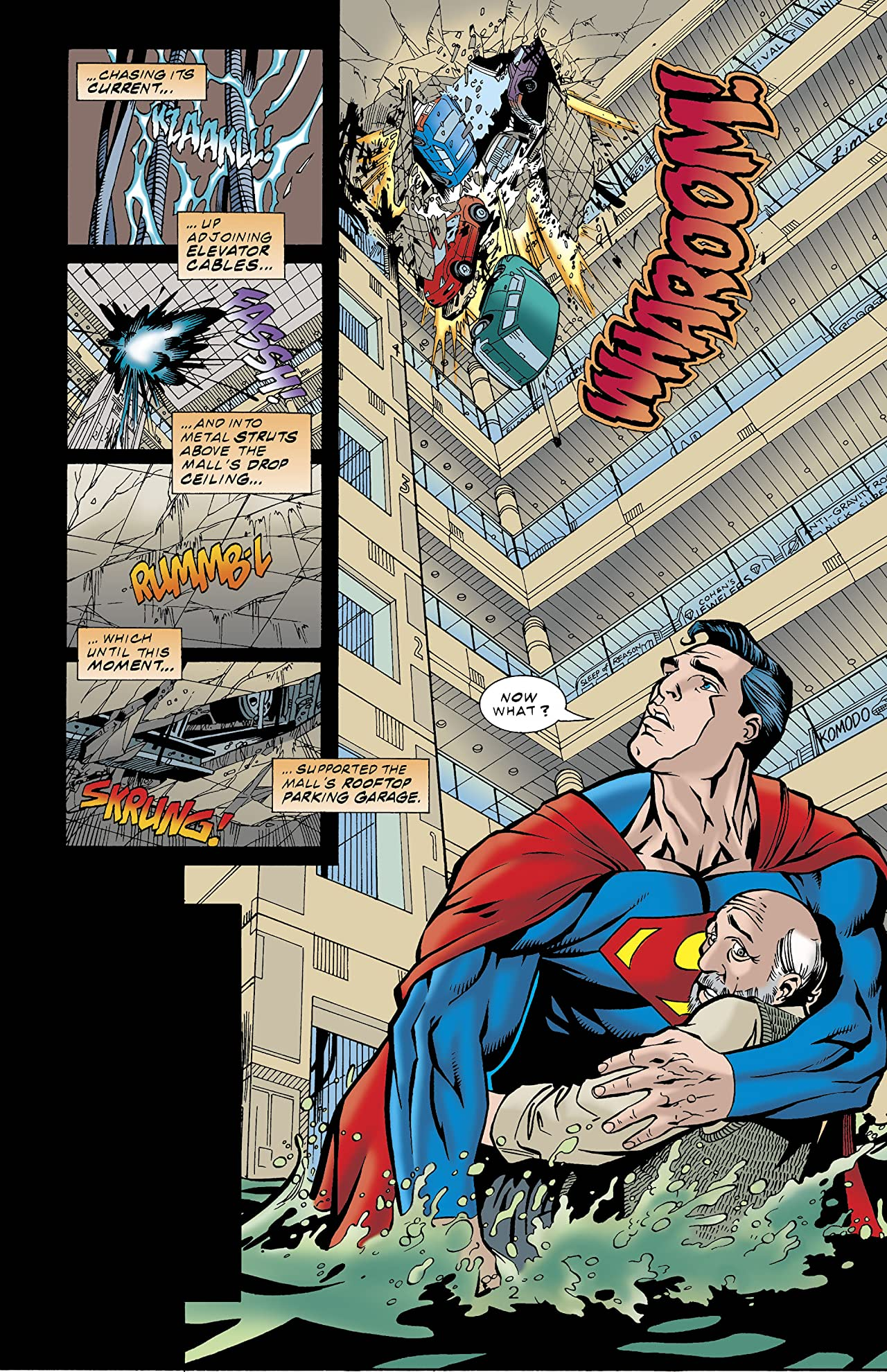 Superman Plus Legion of Super-Heroes (1996) #1