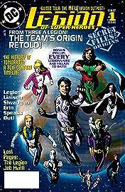 Legion of Super Heroes (1989-2000) Secret Files #1