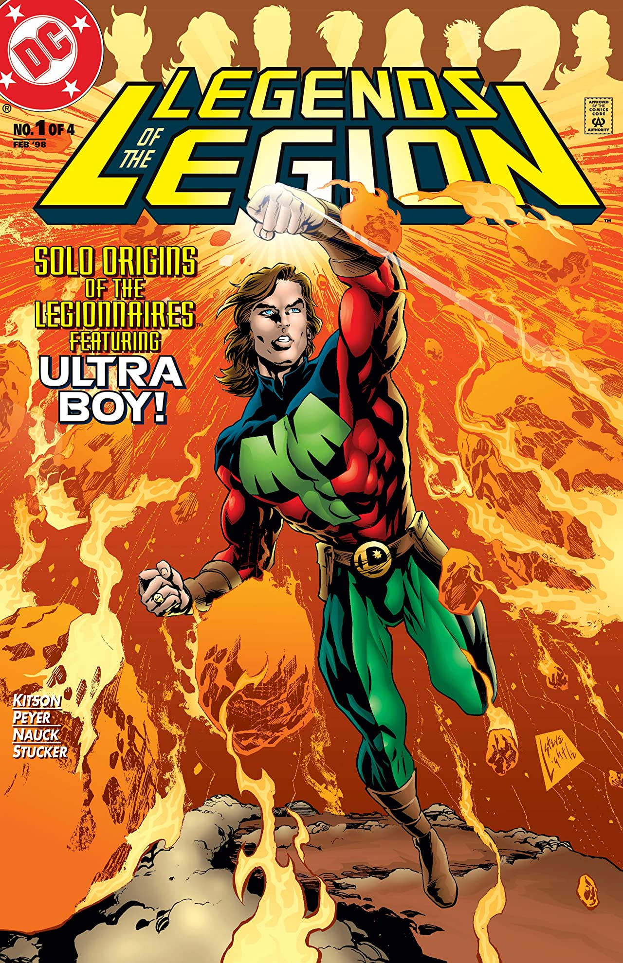 Legends of the Legion (1997-1998) #1