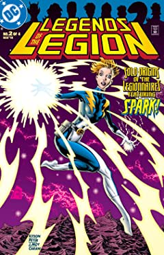 Legends of the Legion (1997-1998) #2