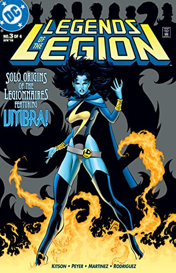 Legends of the Legion (1997-1998) #3