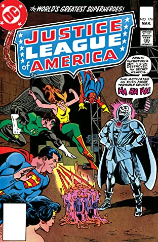 Justice League of America (1960-1987) #176