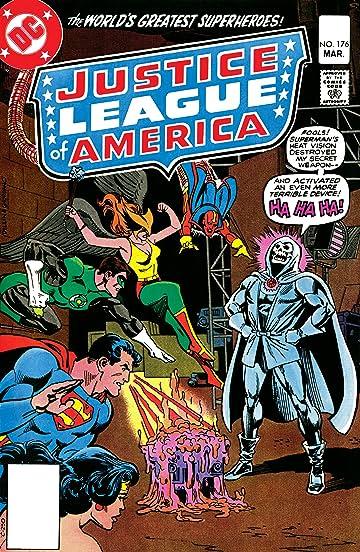 Justice League of America (1960-1987) #176