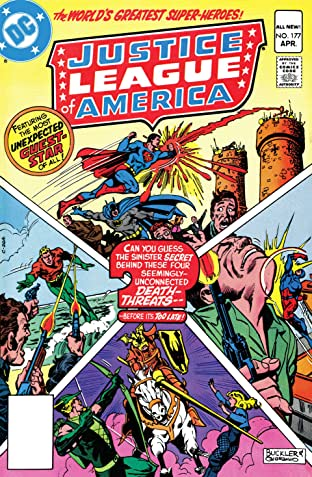 Justice League of America (1960-1987) #177