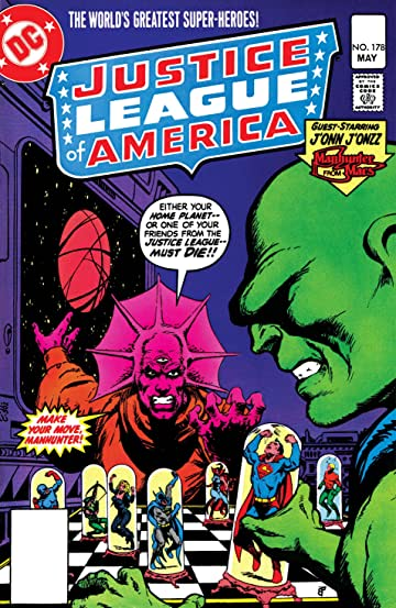 Justice League of America (1960-1987) #178