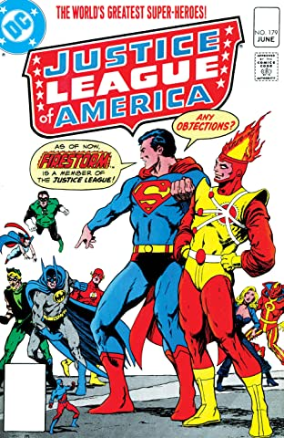 Justice League of America (1960-1987) #179