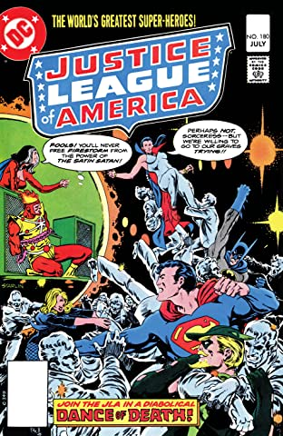 Justice League of America (1960-1987) #180
