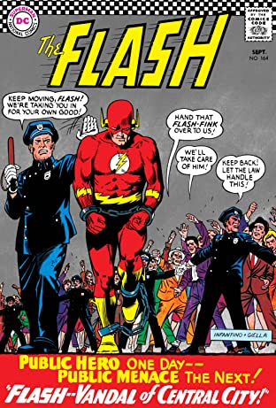 The Flash (1959-1985) #164