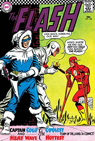 The Flash (1959-1985) #166