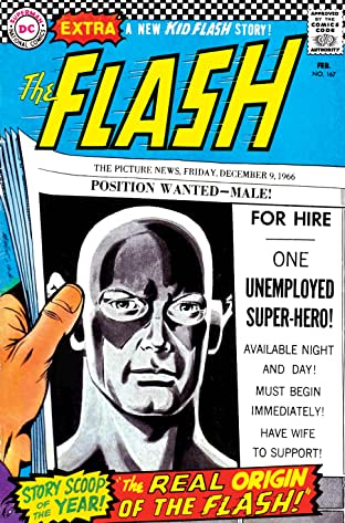 The Flash (1959-1985) #167