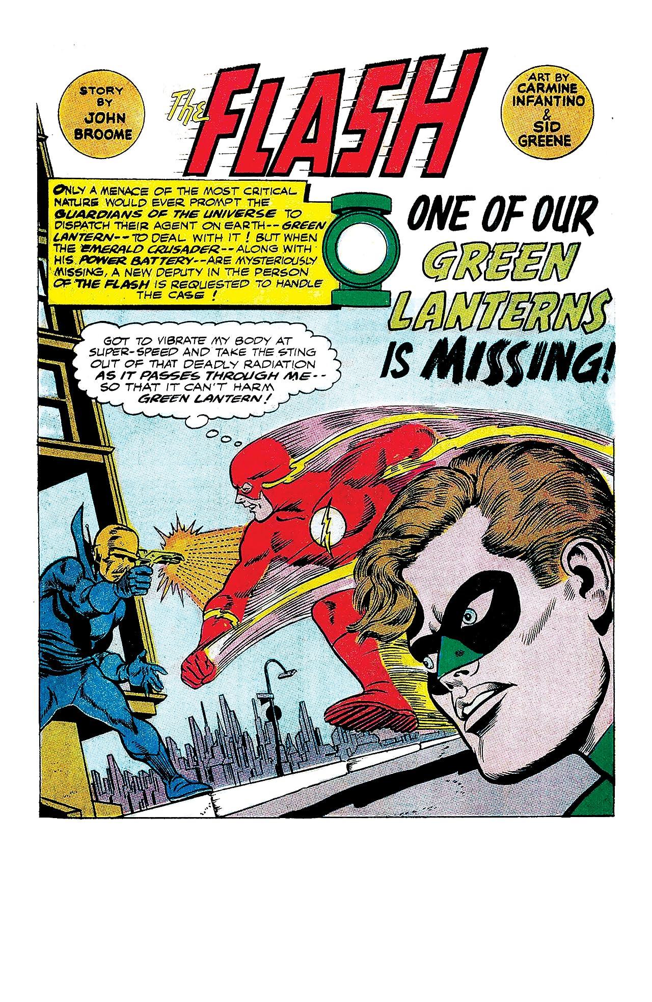 The Flash (1959-1985) #168