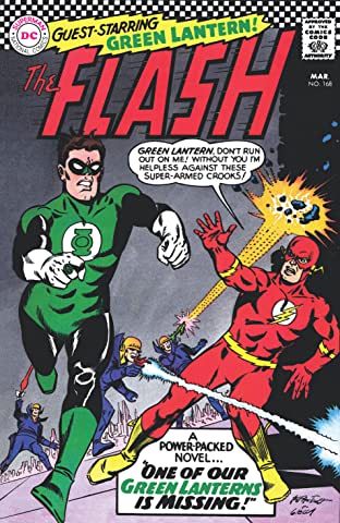 The Flash (1959-1985) #168