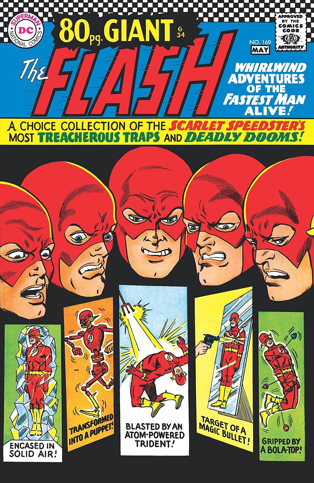 The Flash (1959-1985) #169