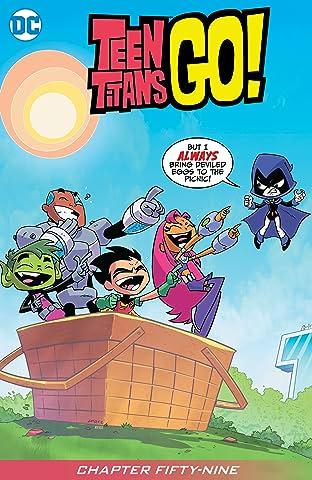 Teen Titans Go! (2013-) #59