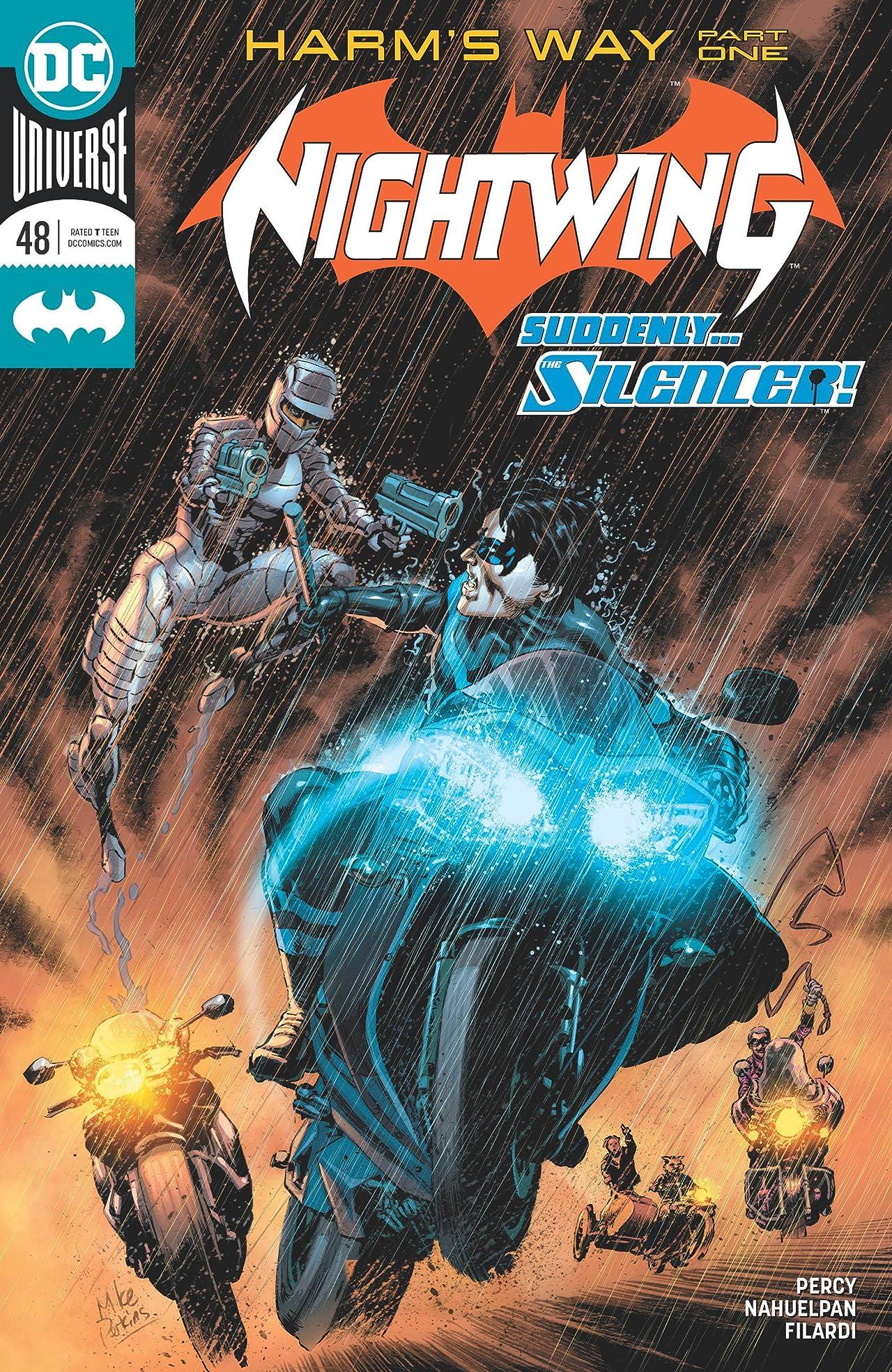 Nightwing (2016-) #48