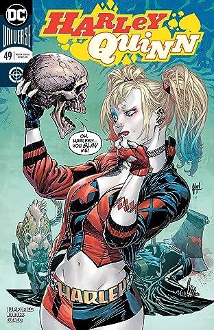 Harley Quinn (2016-) No.49